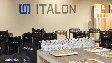 Открытие крупнейшего на Дальнем Востоке России бренд-пространства Italon Experience в салоне на Некрасовской, 100