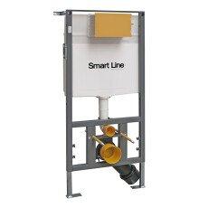 100159557 Noken Smart Line монтажная система д/унитаза 500 мм (1035−1325) 3−4,5 л