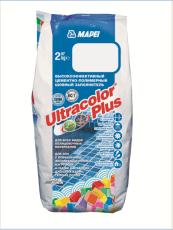 Затирка Ultracolor Plus 103 белая луна (2 кг)