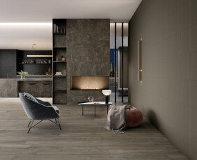 Room Wood Grey керамогранит Italon 20×120