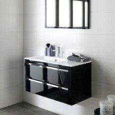 Комплект GD Way 80 см,)черный глянец