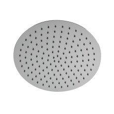 Noken Round Inox верхний душ d=300, полированная нержавеющая сталь 100281143